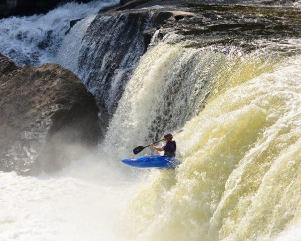 kayak Falls
